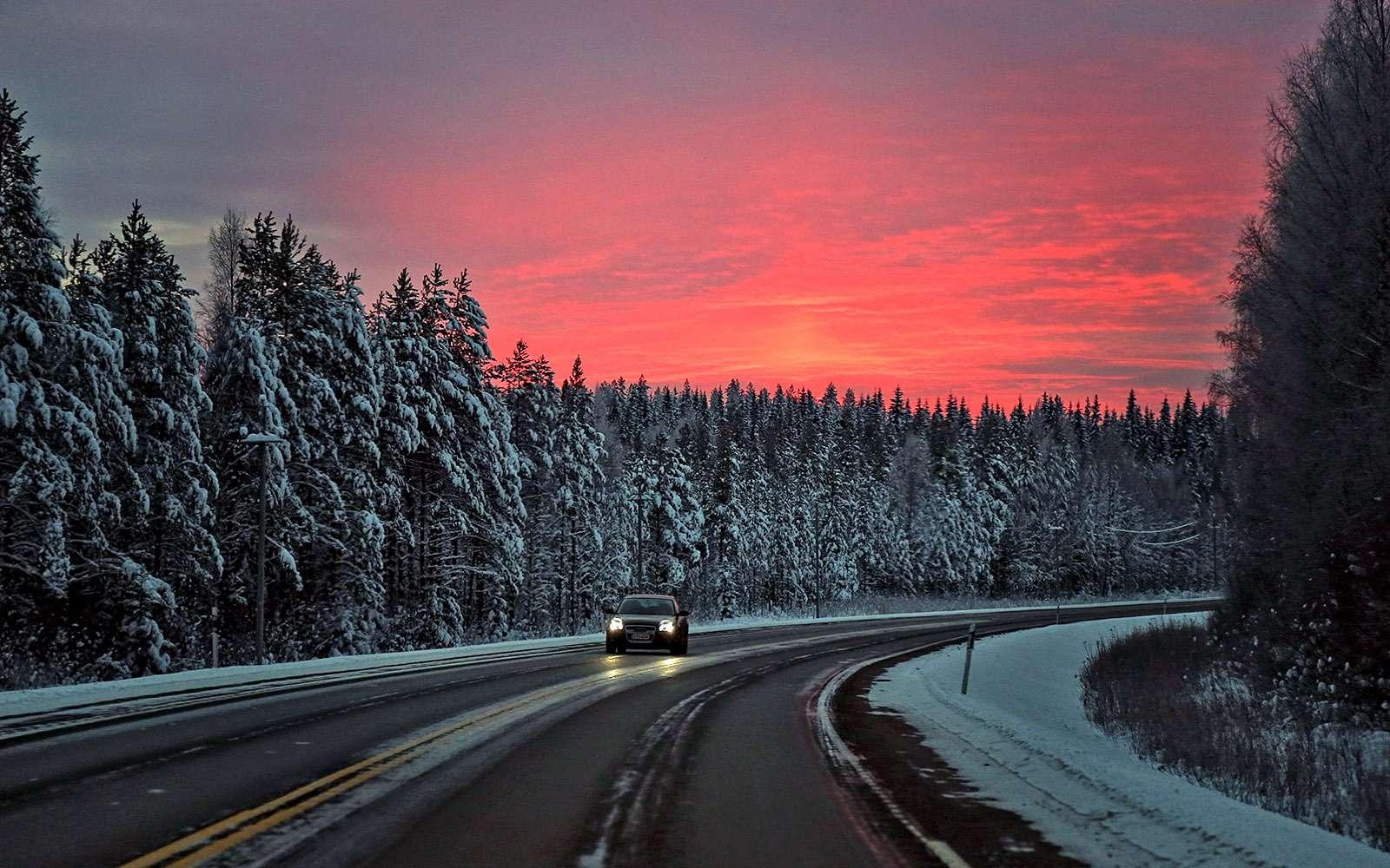 Куда поехать наавтомобиле вновогодние каникулы?— фото 681230