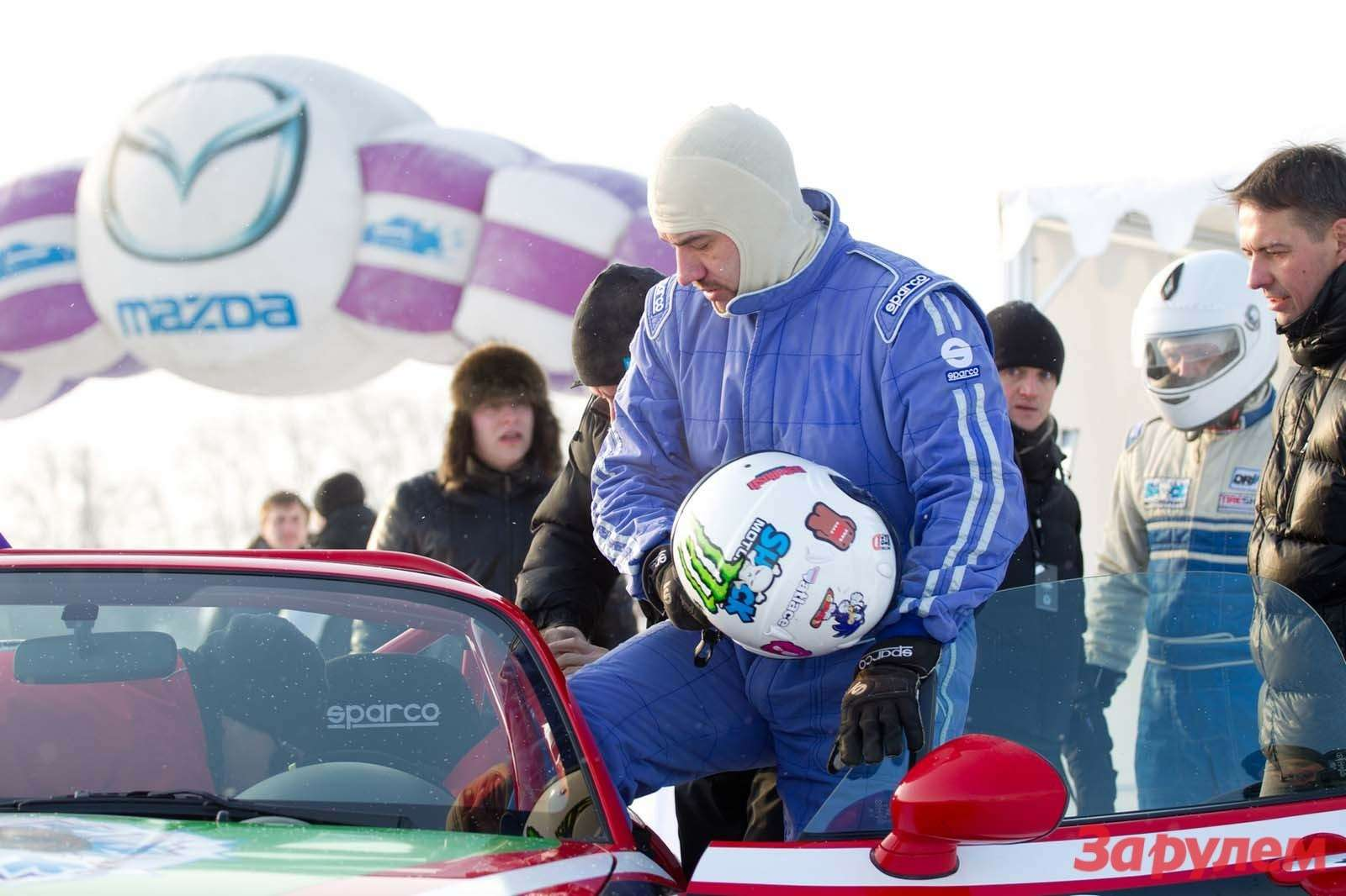 Mazda MX 5 Ice Race 2013      155