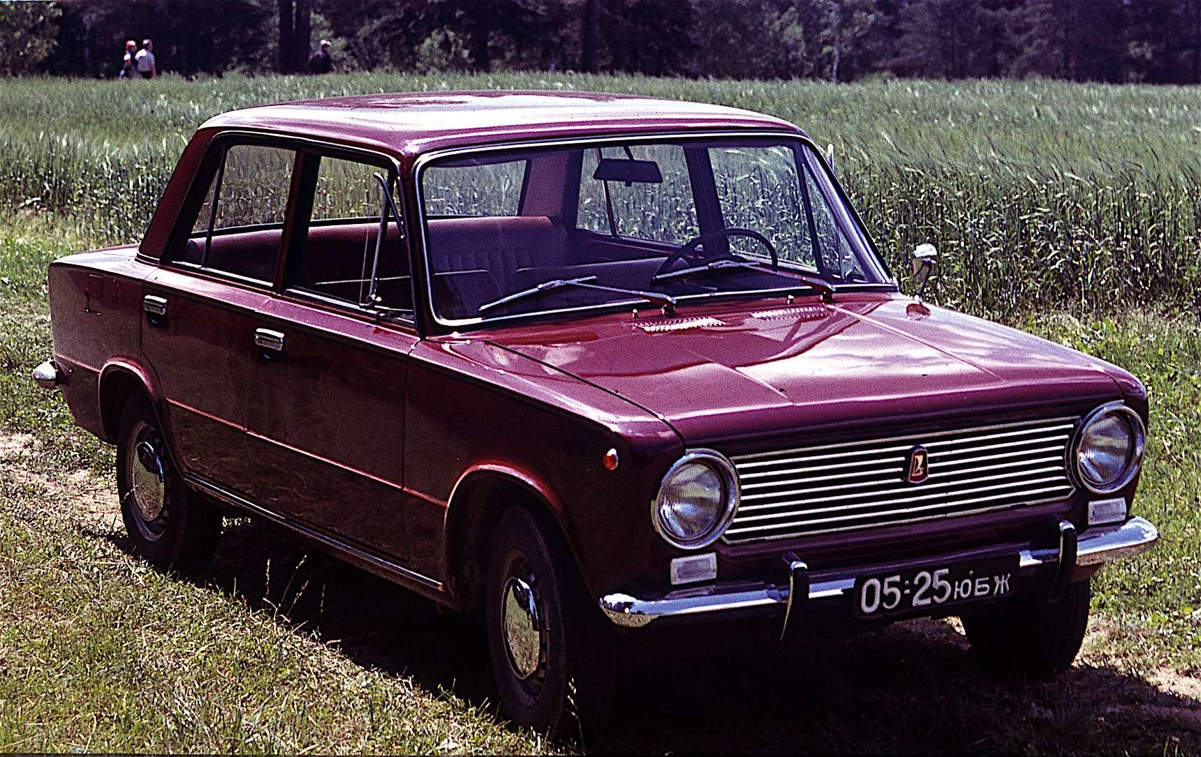 Если неFIAT: какой автомобиль мог стать первыми Жигулями— фото 574408