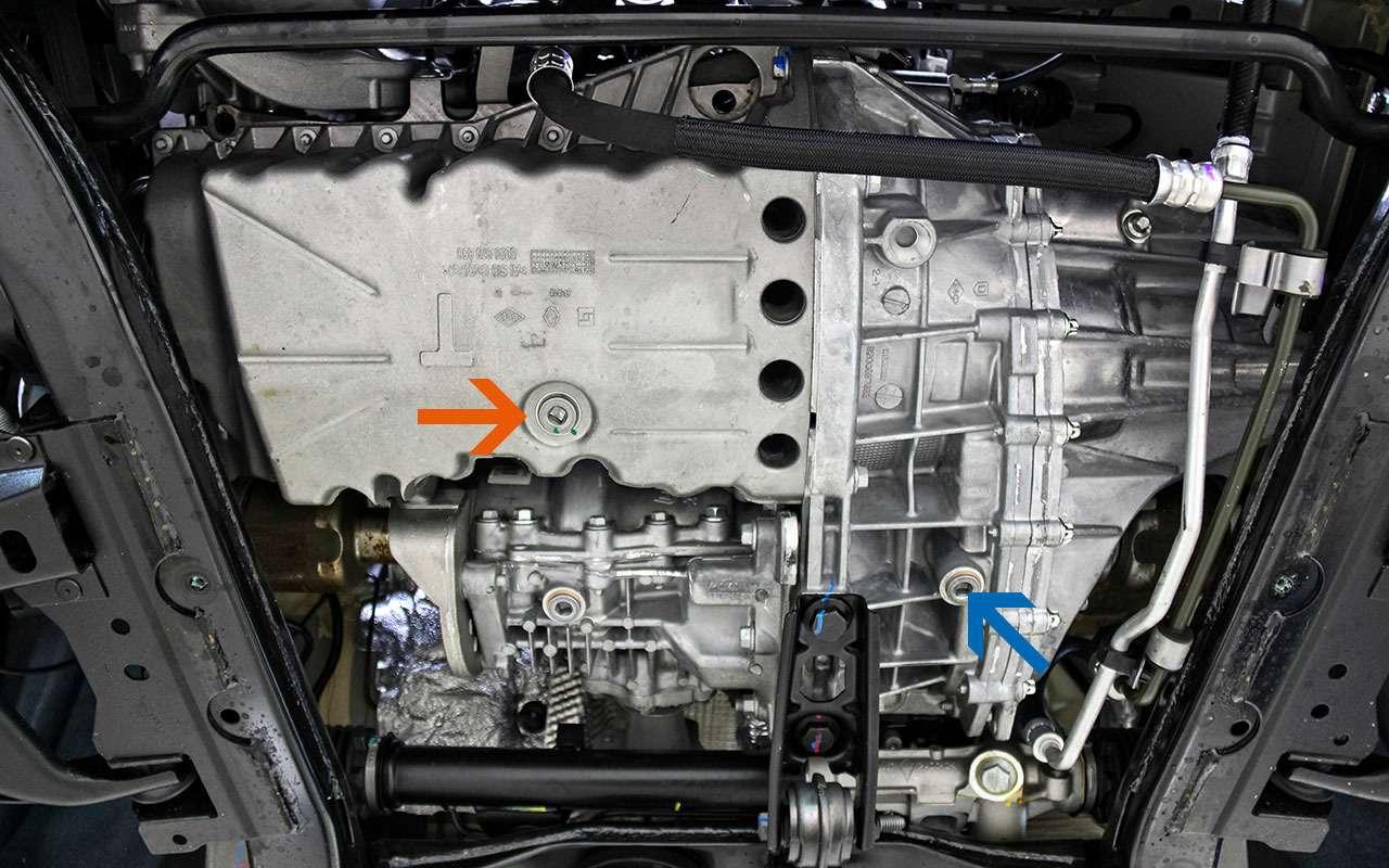 Renault Kaptur— тест-ремонт ЗР— фото 784376