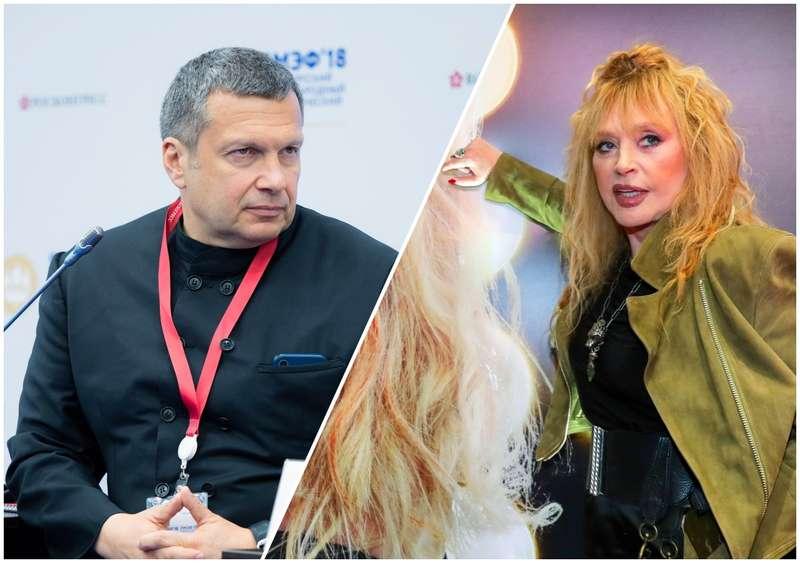 Пугачева против Соловьева: кому доверяют владельцы иномарок инаших авто