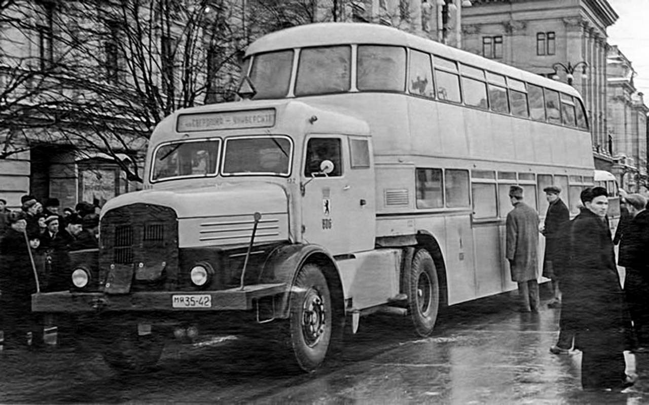 Грузовики иавтобусы изГДР— они возили весь Союз— фото 1210057