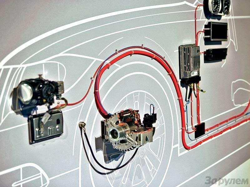 Обозрение. Все типы гибридов: Скрестив бензин сэлектричеством— фото 91505