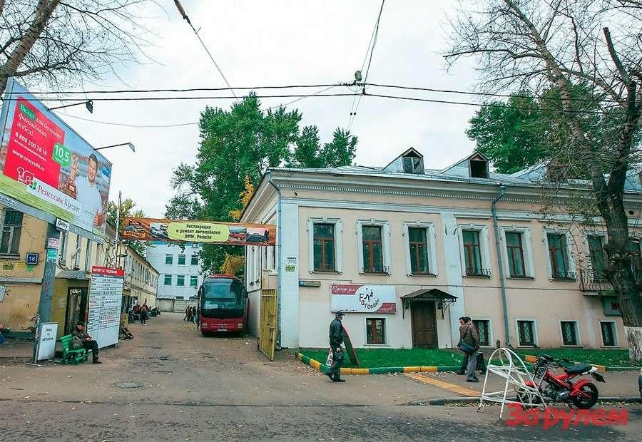 Последам московского автопрома: от«Бромлей» до«Москвича»— фото 260350