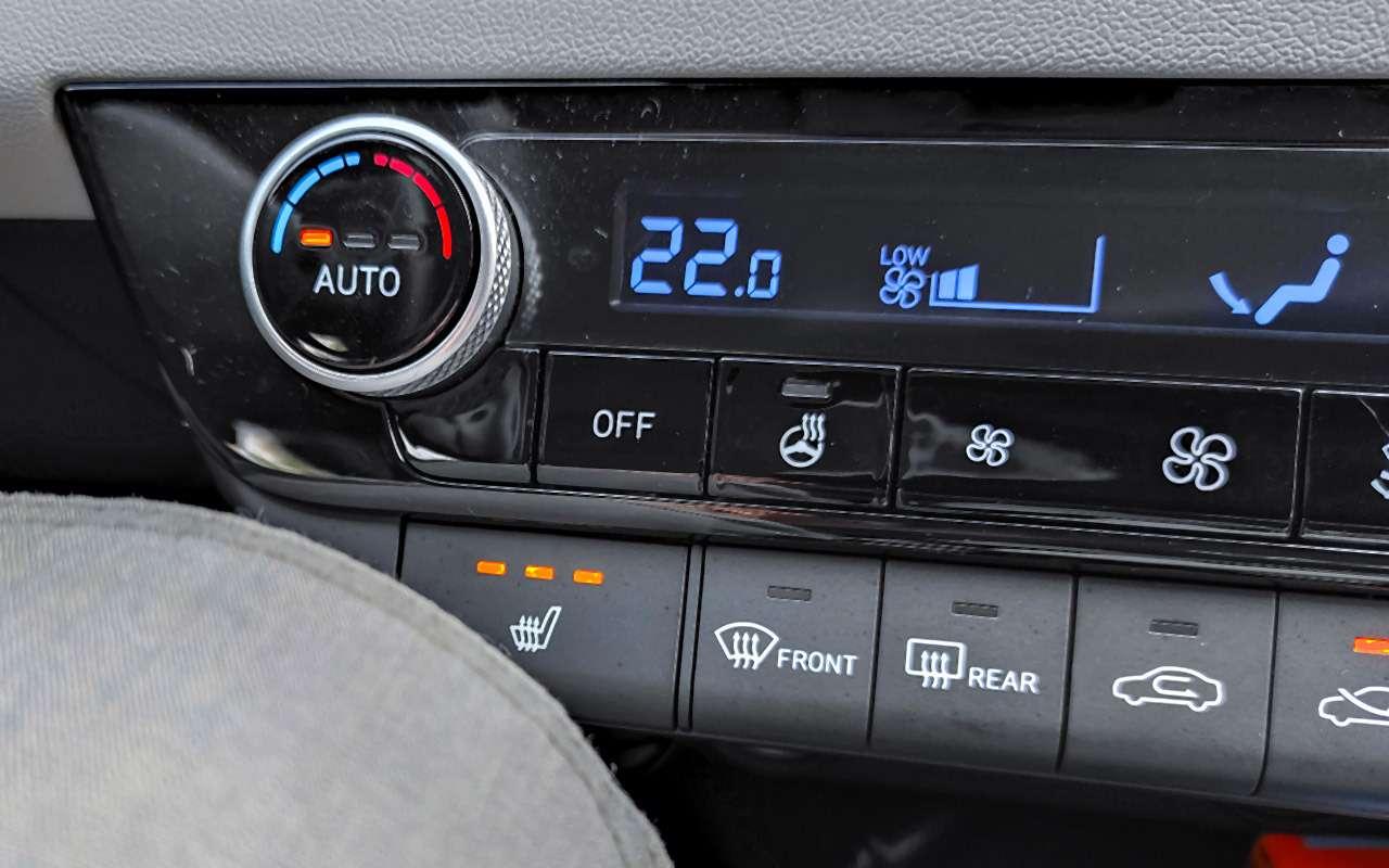 Новая Hyundai Elantra— тест российской глубинкой— фото 1247144