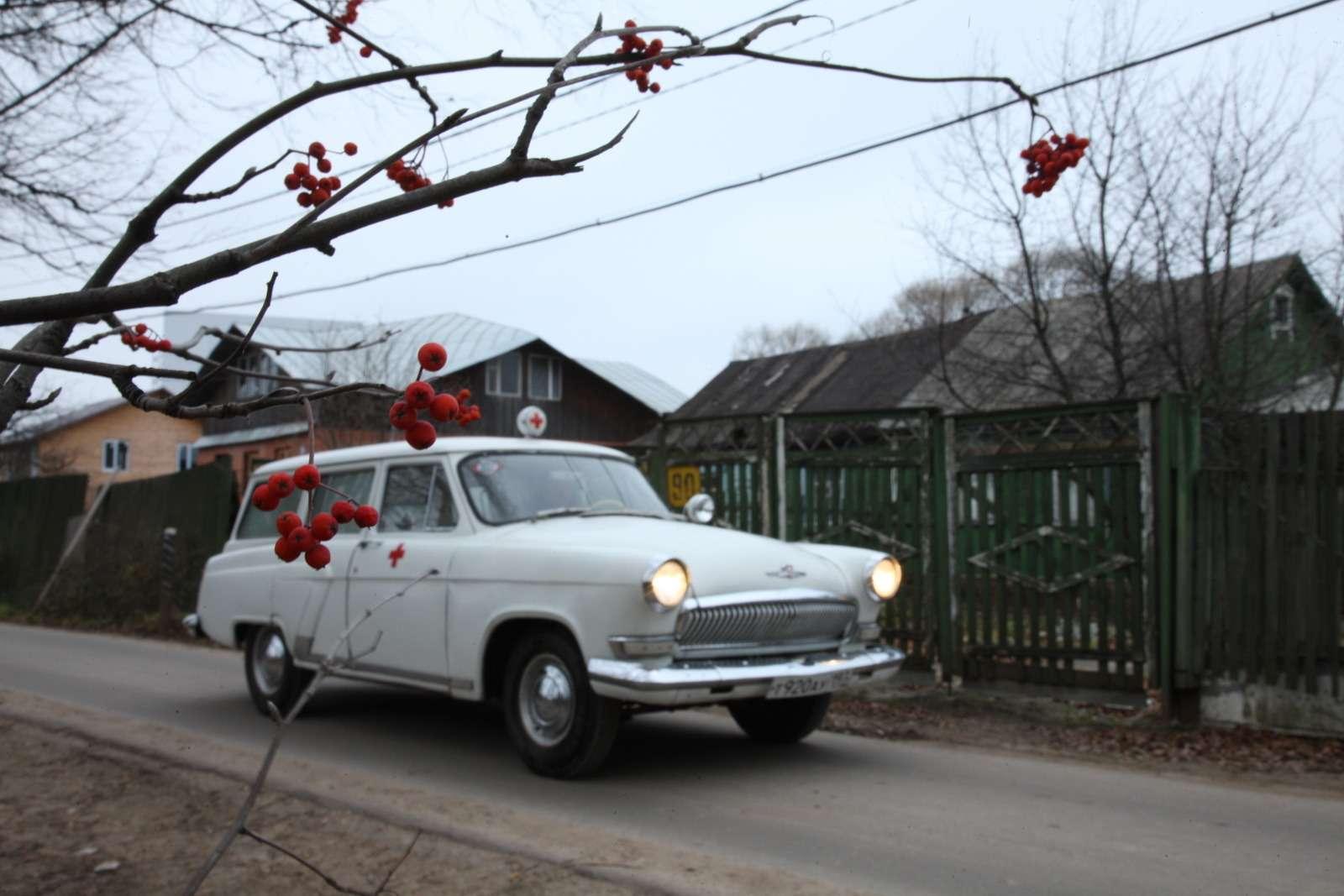 ГАЗ-22Д «Волга»: спасти исохранить— фото 682808