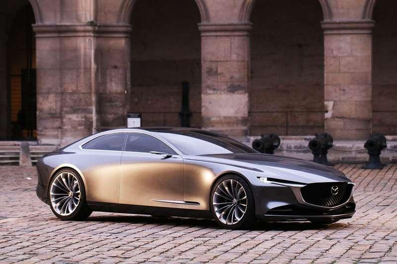 Новая Mazda 6будет заднеприводной