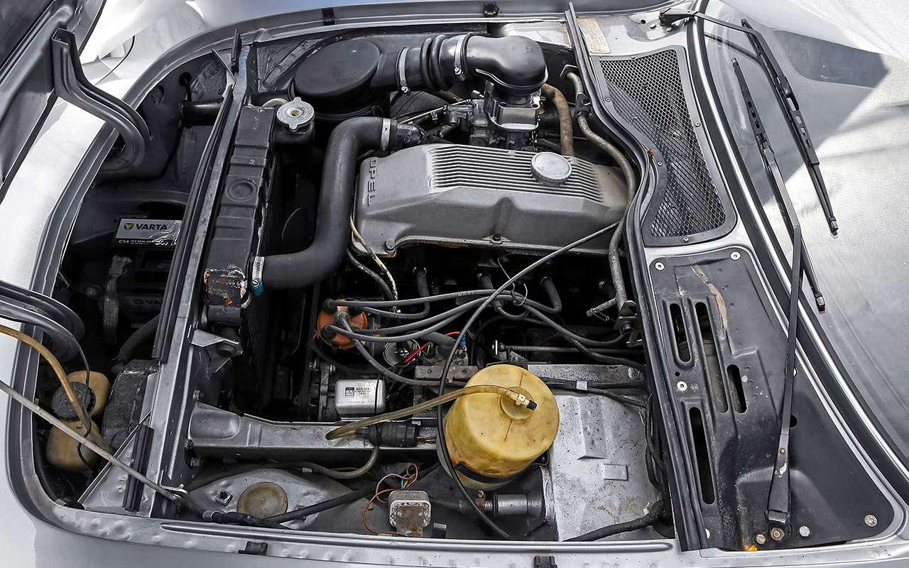 Когда-то Opel делал задорные машины...— тест 50лет спустя— фото 1059018