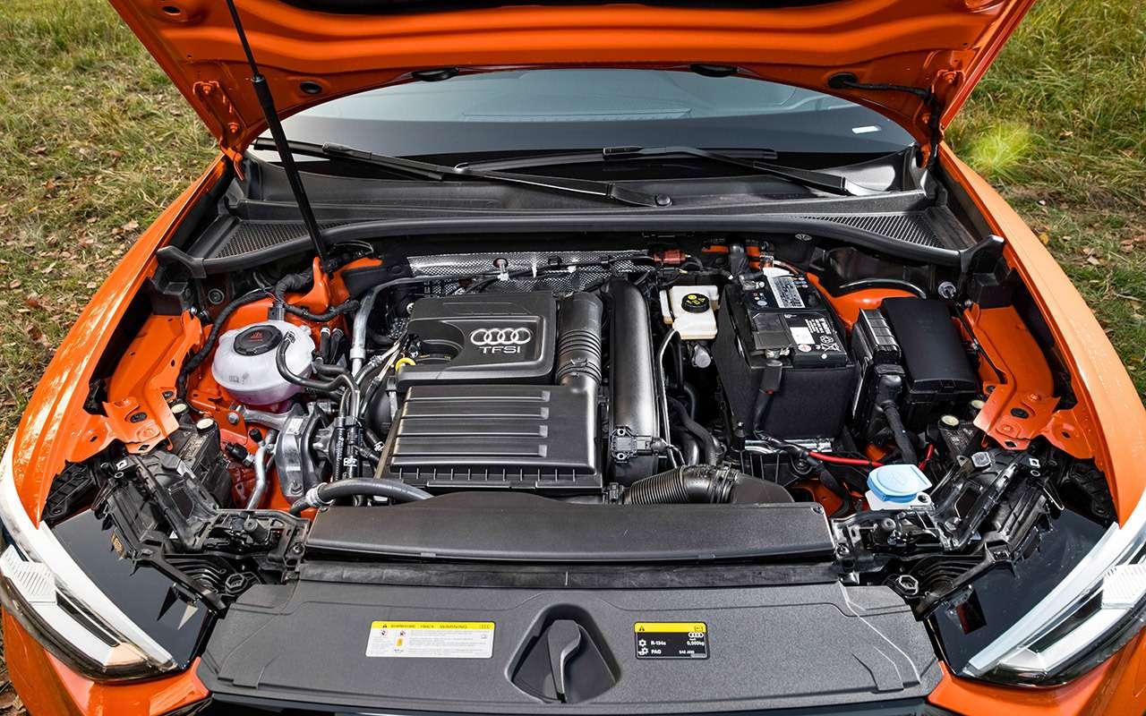 Новый Audi Q3для России— первый тест— фото 1030649