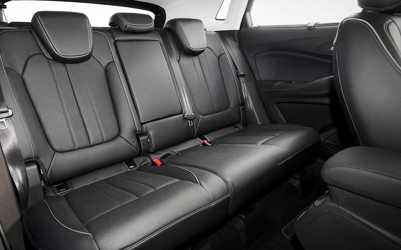 Opel Grandland X: ответили наваши главные вопросы— фото 1166157