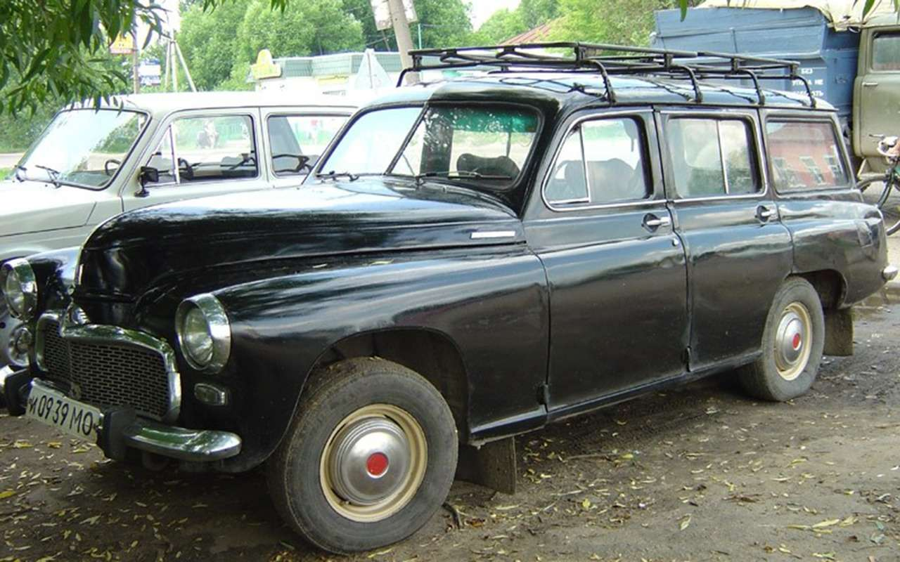 Так переделывали авто только в СССР: 12 примеров - фото 1167634