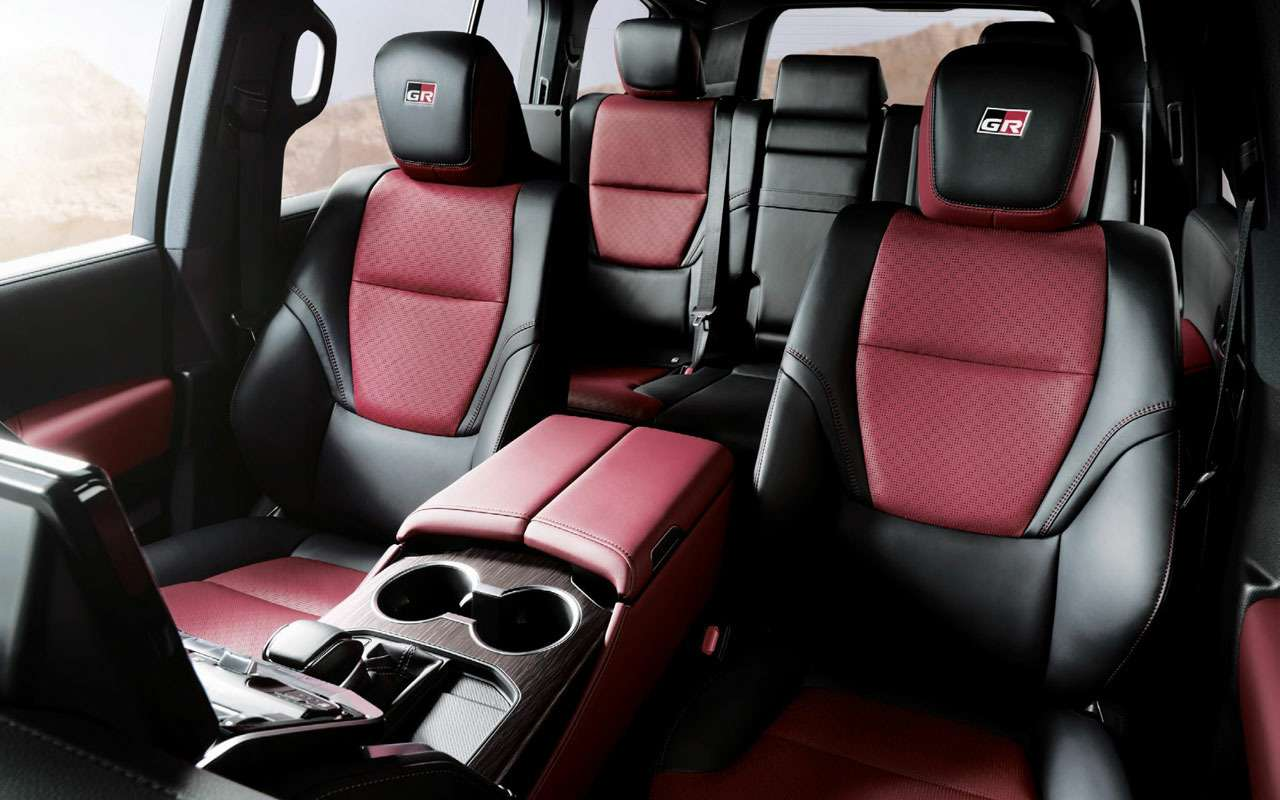 Раскрыт секрет особой подвески нового Toyota LC300— фото 1267115