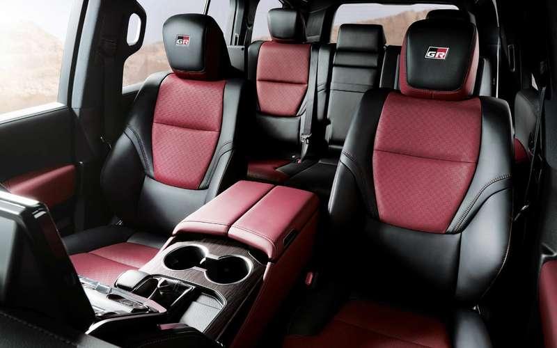 Раскрыт секрет особой подвески нового Toyota LC300