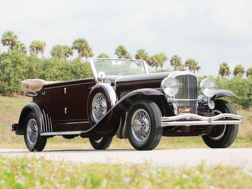 no_copyright_1934 Duesenberg Model SJConvertible Sedan byLeBaron