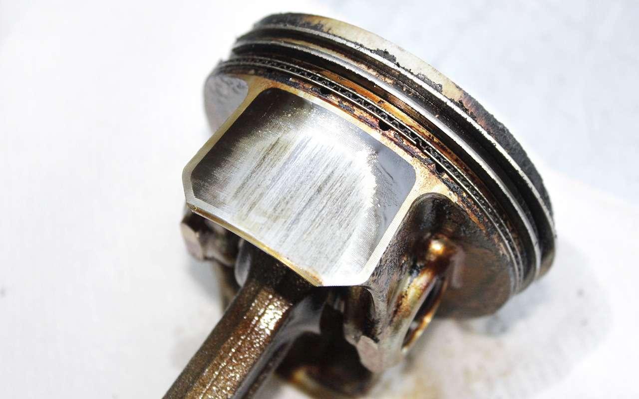 Всепроблемы двигателя Volkswagen 1.6— экспертиза «Зарулем»— фото 981076