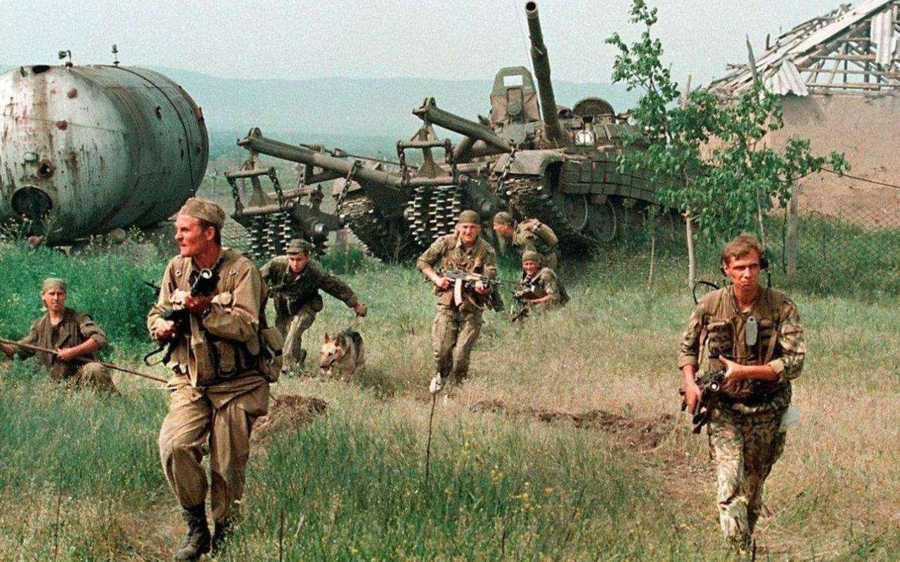 Донбасс, Чечня, Карабах...— боевой путь танка Т-72— фото 985582