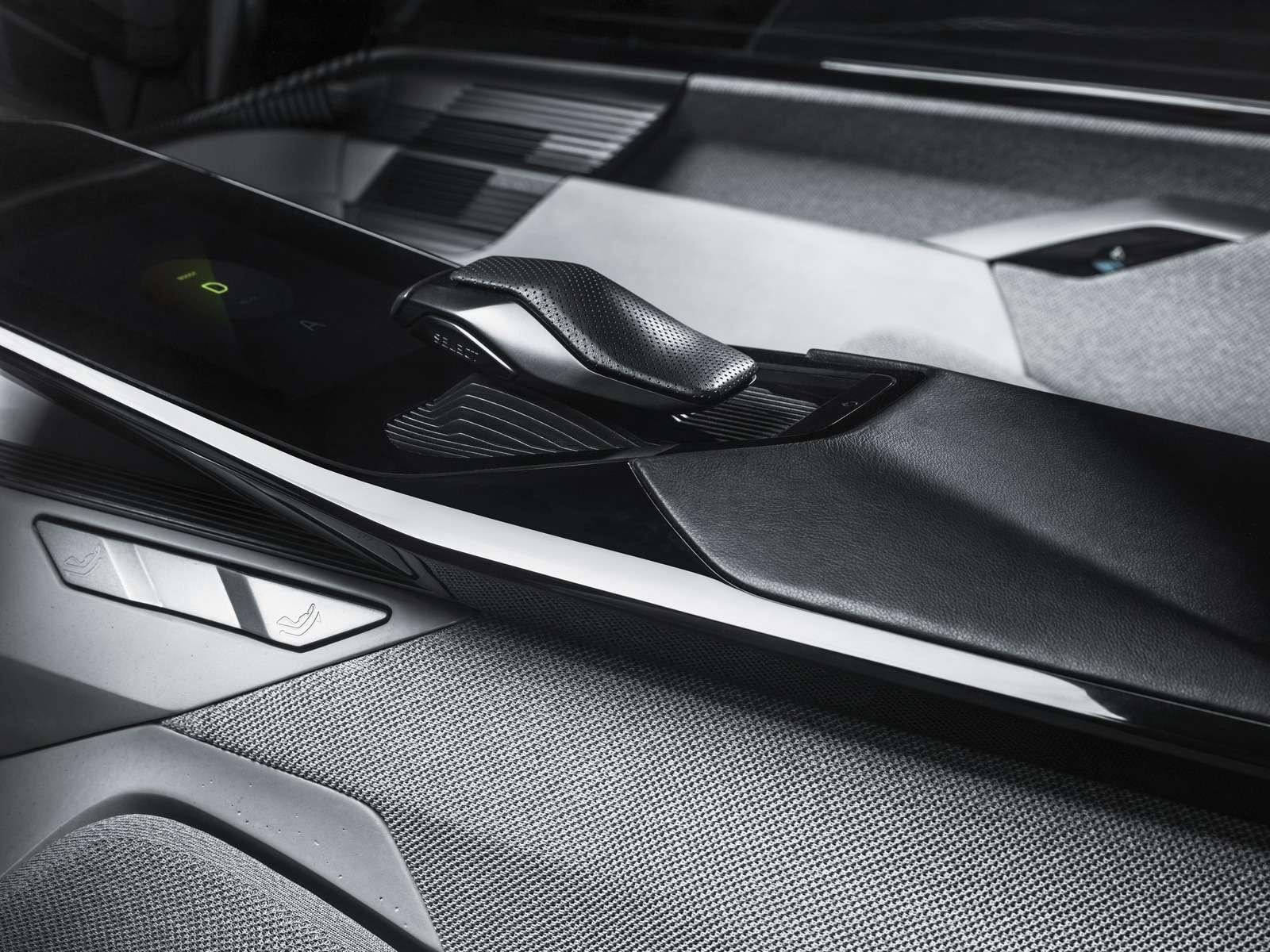 Peugeot Instinct: ваше первое «Я»— фото 713232