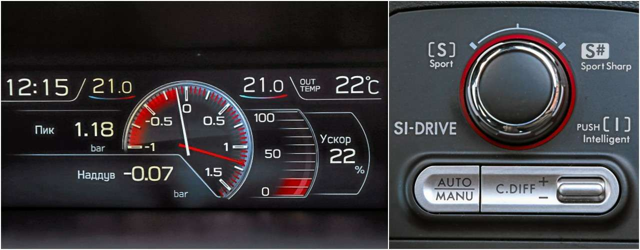 Опыт надспорткаром: перевели Subaru WRX STI нагаз— фото 1172682