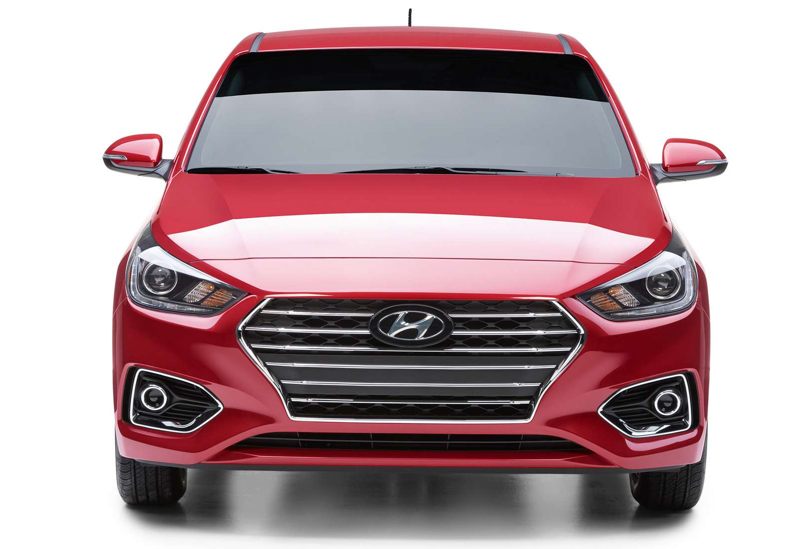 Новый Hyundai Accent не дорос доСоляриса— фото 708541