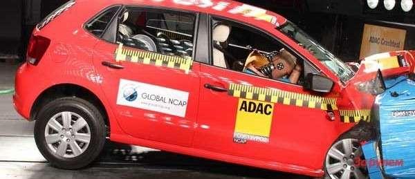 Пять индийских авто непрошли краш-тесты Global NCAP