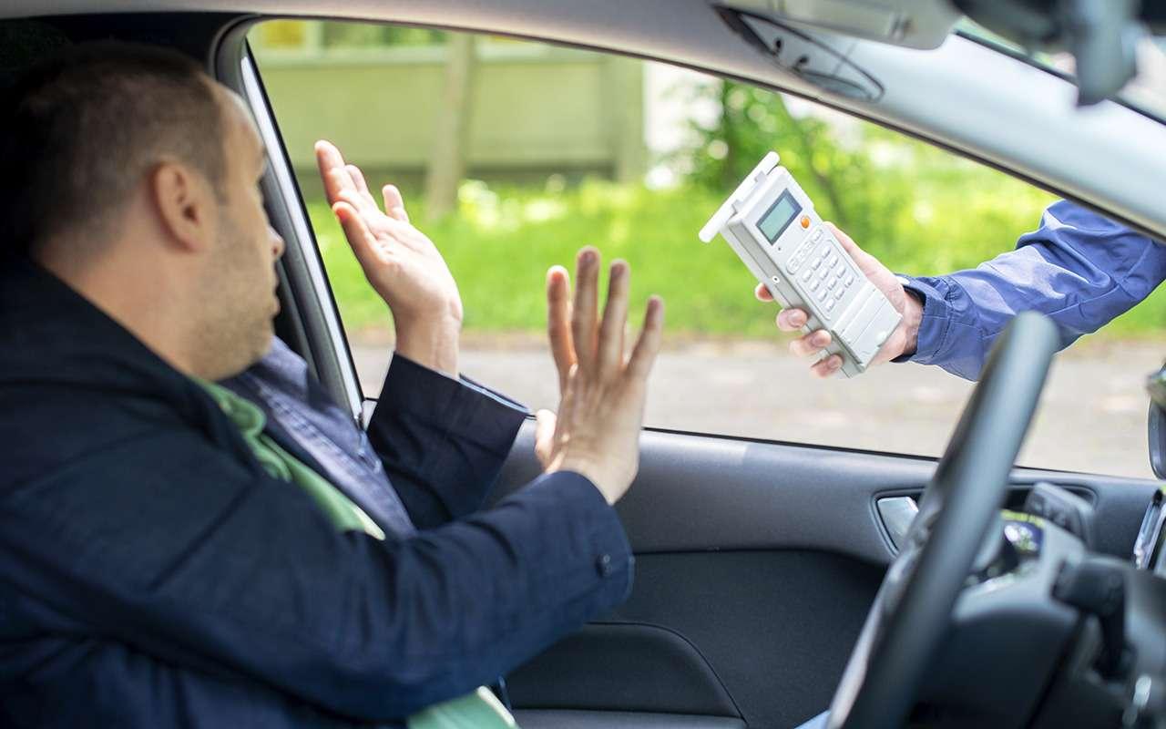 8 главных ошибок водителей, когда ихостанавливает ДПС— фото 990697