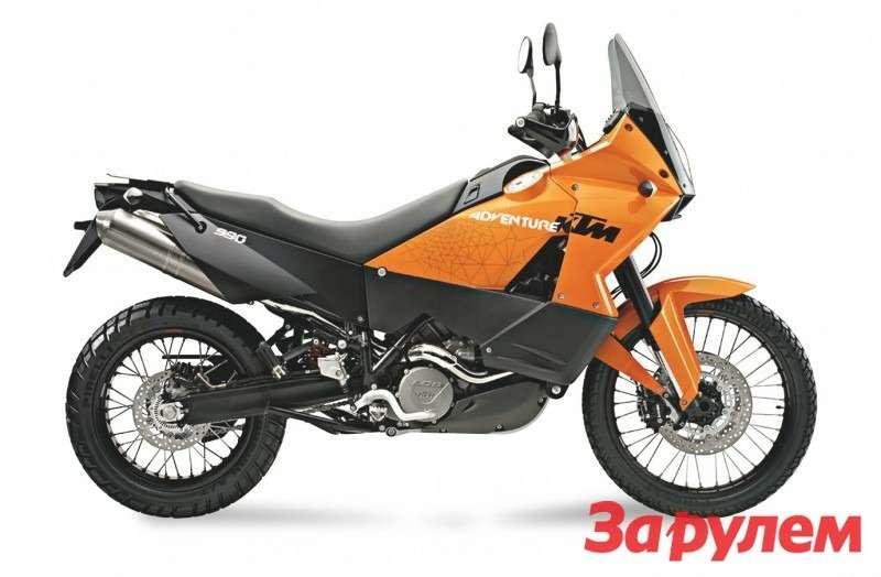 KTM990 Adventure 2009