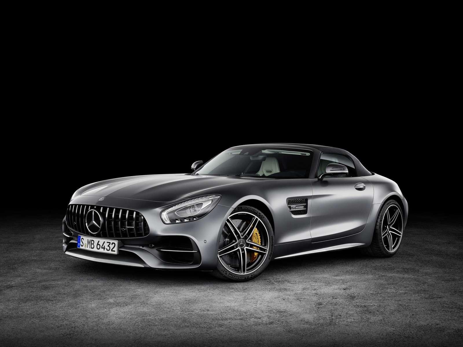 Mercedes-AMG GTRoadster: витамин С— фото 635005