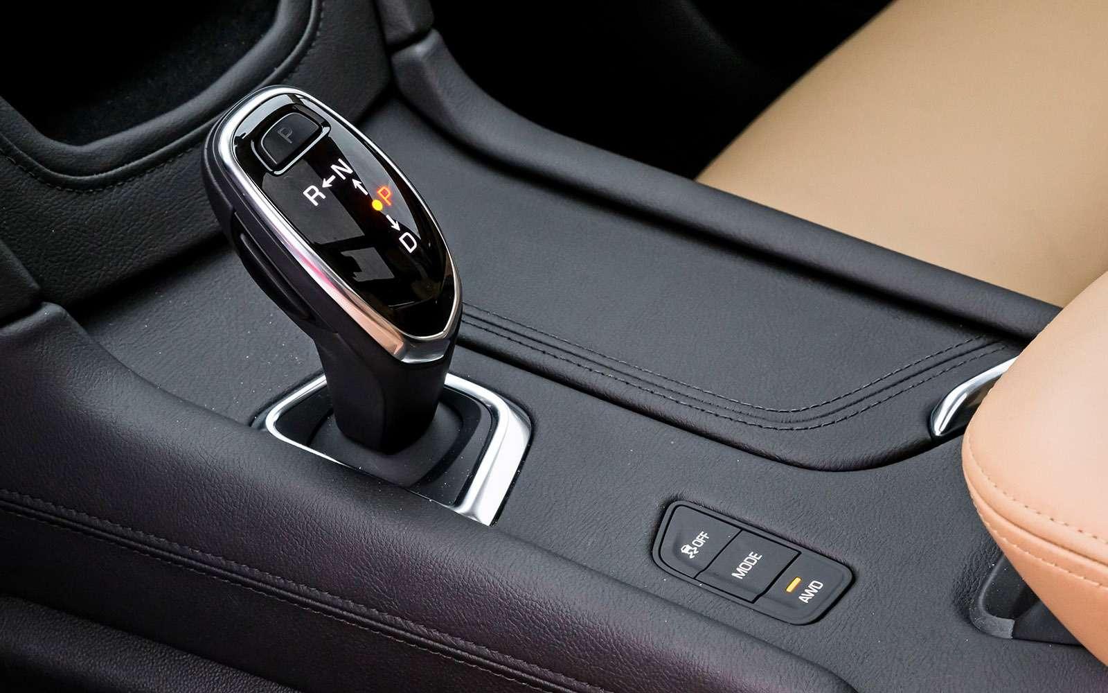 Тест премиум-кроссоверов: Lexus RX350, Cadillac XT5и Jaguar F-Pace— фото 721800