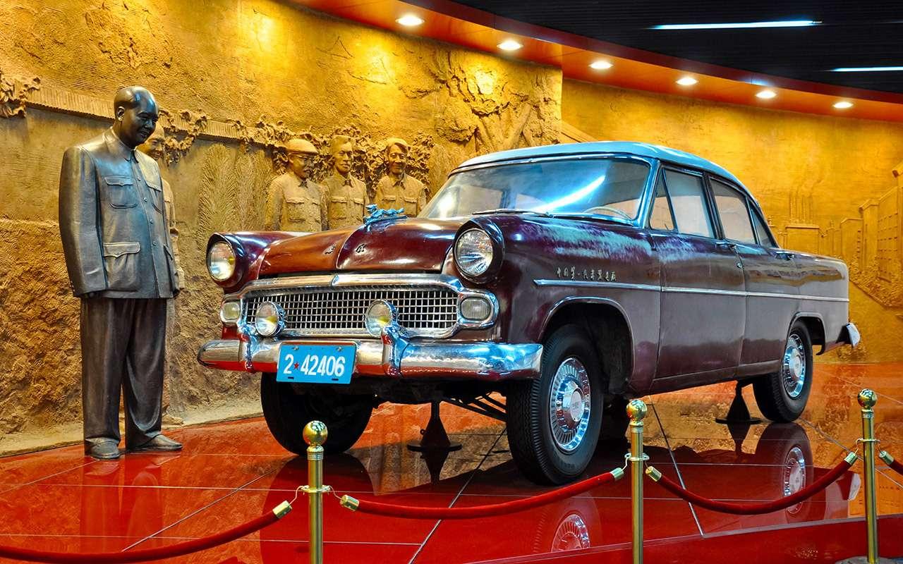 Автомобильный Китай: отвеликого досмешного— фото 836154