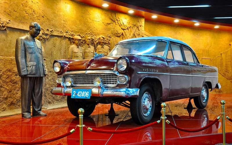 9895874385ff История китайского автопрома — фото и факты — журнал За рулем