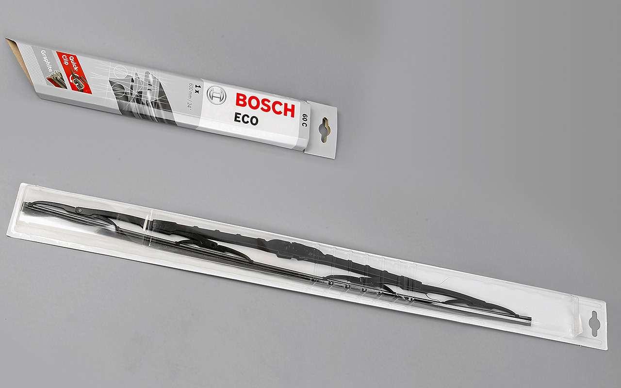 Супертест «Зарулем»: выбрали лучшие щетки стеклоочистителей— фото 1261949