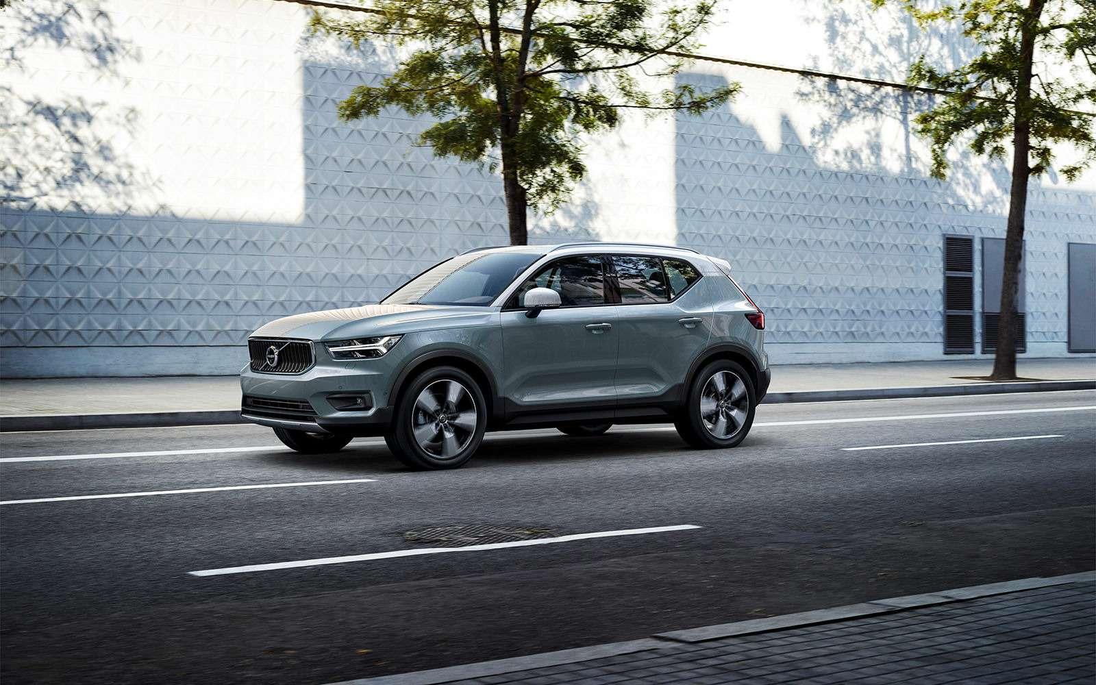 Volvo XC40: теперь про него известно все!— фото 797040