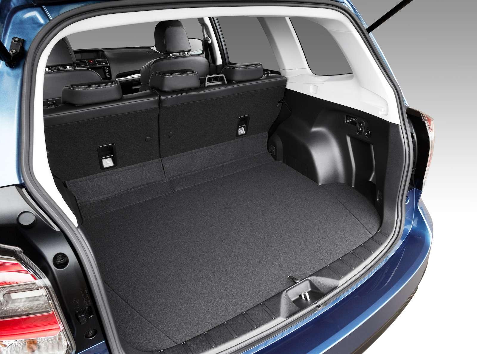 Обновленный  Subaru Forester: тише едешь...— фото 594337