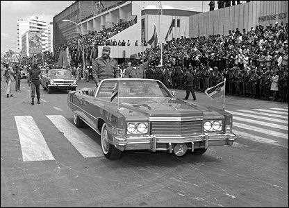 ВАЗ-2108и другие автомобили Фиделя Кастро— фото 670105
