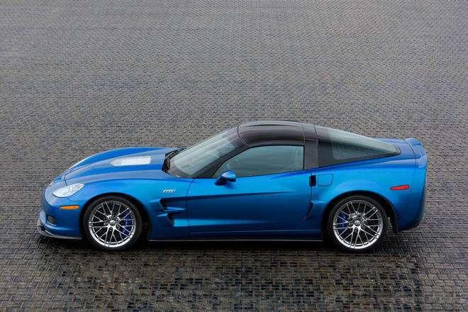 Новый Chevrolet Corvette ZR1: официальные цифры— фото 348866