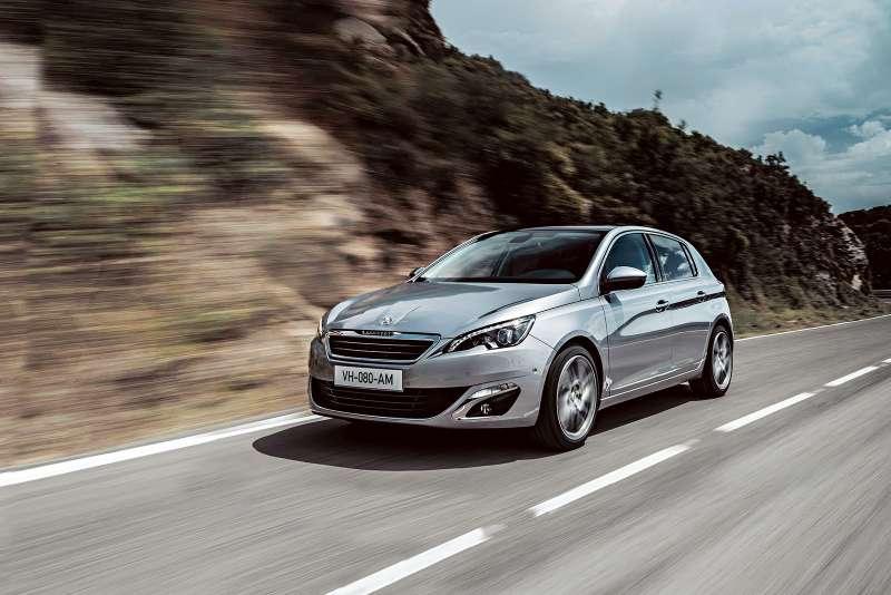 Peugeot 3081,6МТ Аctive