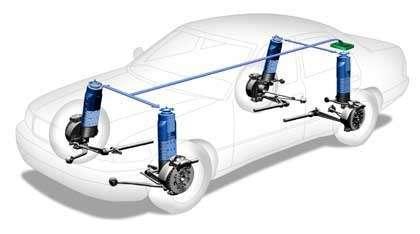 Bose придумал идеальную подвеску— фото 101966