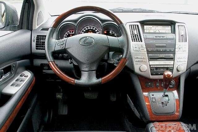 ТЕСТ: Lexus RX300и Lexus RX400h. Контакт высокого напряжения— фото 61237