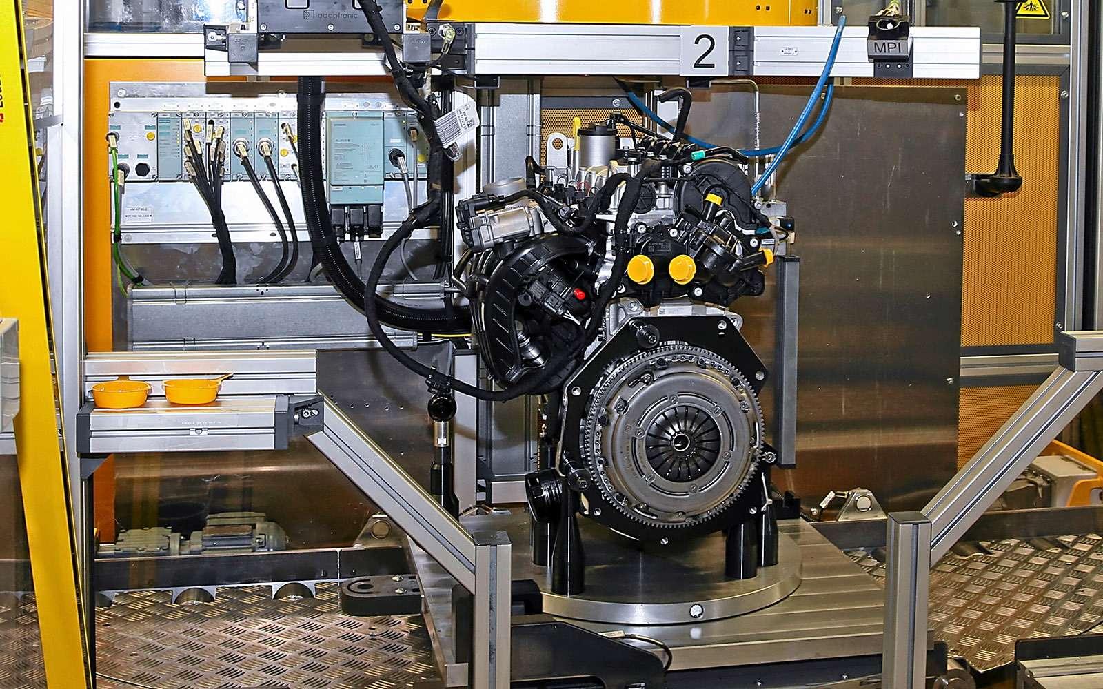 Мотор Volkswagen ЕА2111.6MPI: сорваться сцепи ипойти подраспил— фото 703533