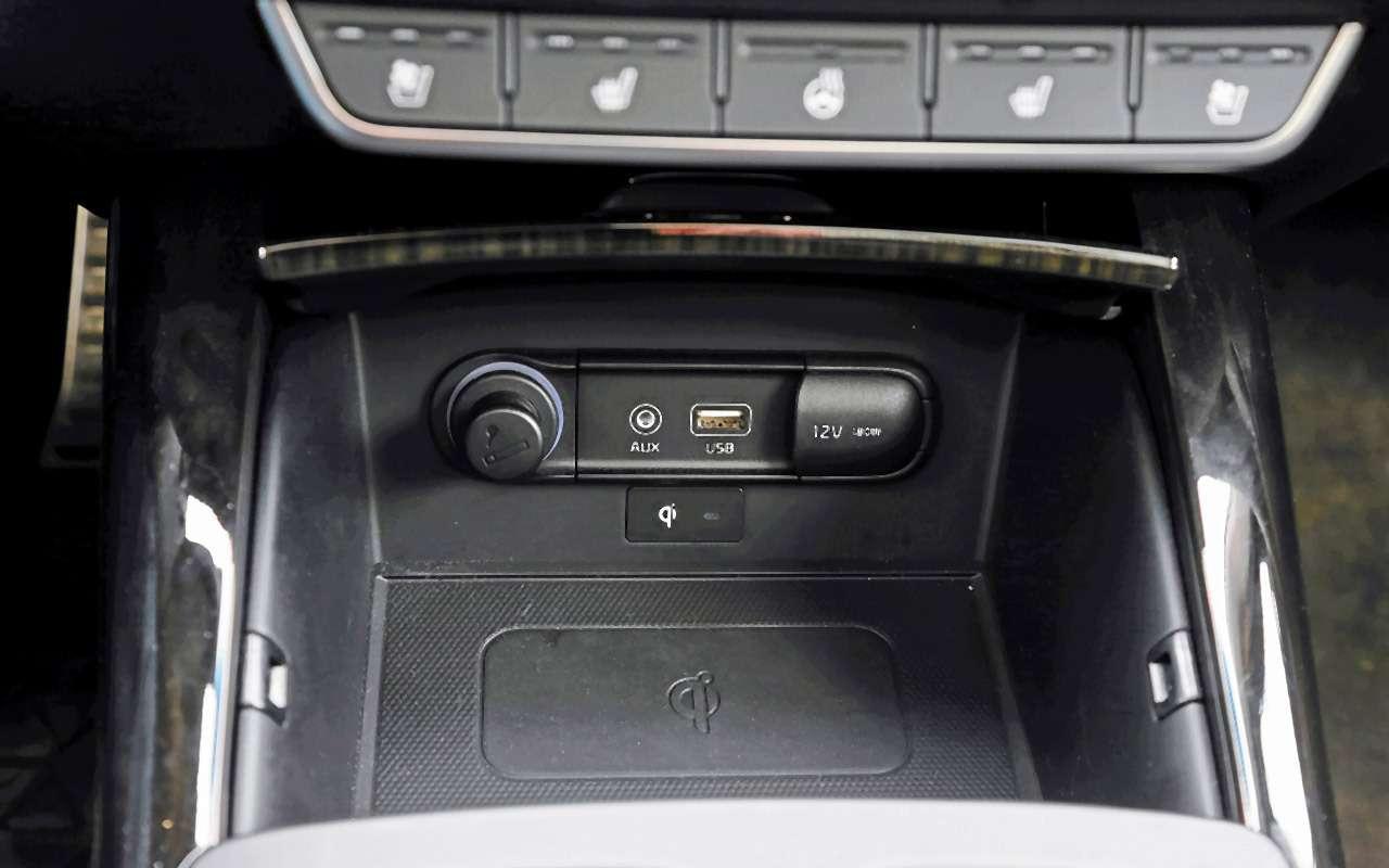 Hyundai Santa Feпротив конкурентов: большой тест кроссоверов— фото 931470
