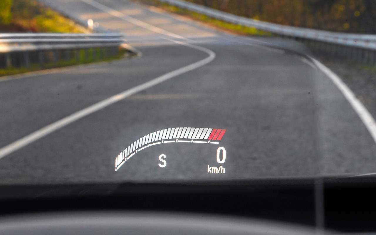 Тест обновленного кроссовера Honda CR-V— фото 1210045