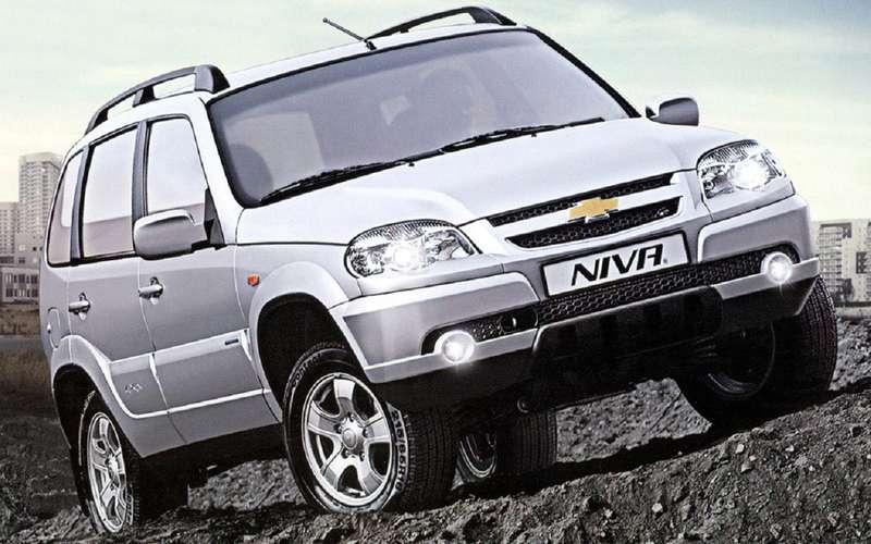 Дилеры «Джи Эм-АВТОВАЗа» прекращают продажи внедорожников Niva