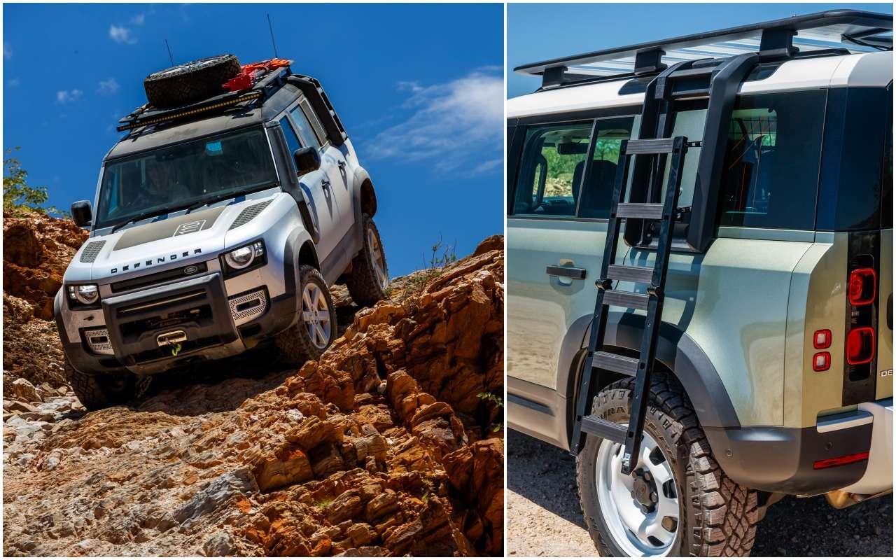 Land Rover Defender 2020: большой африканский тест— фото 1114525