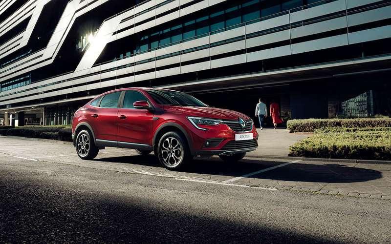 180минут: так быстро купили первые сто Renault Arkana