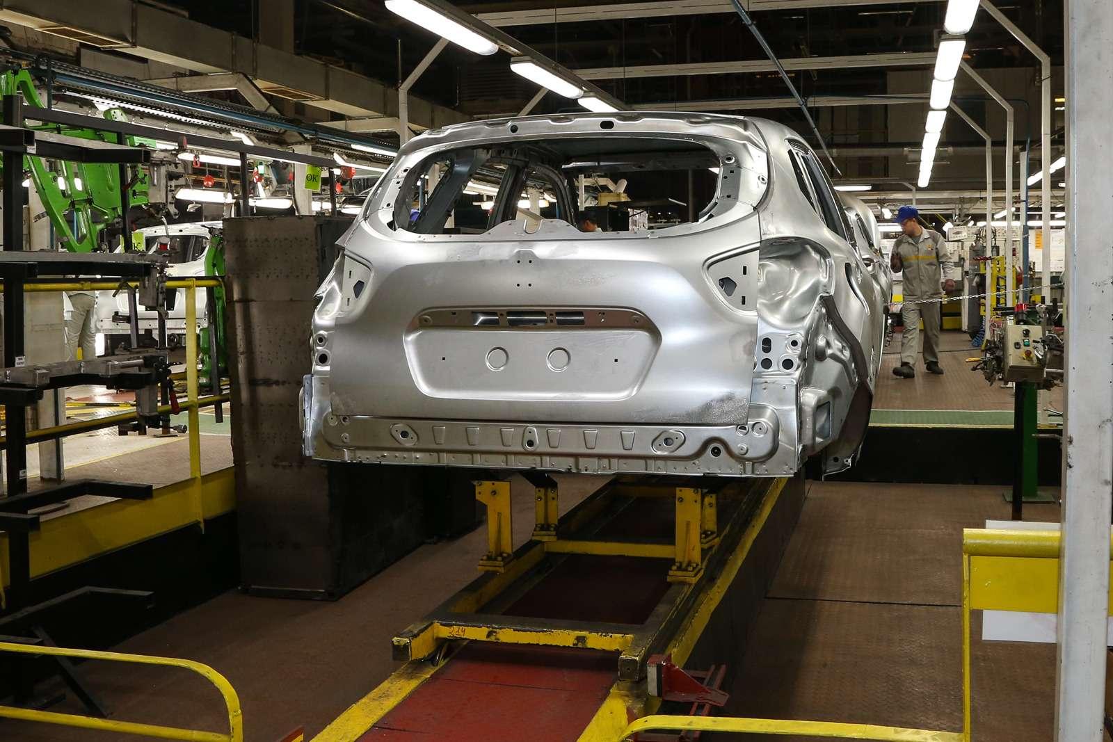 Renault Kaptur: поехали!— фото 581151