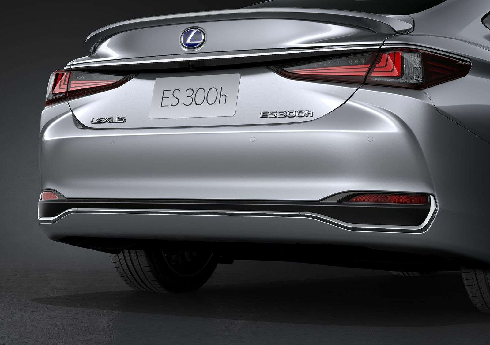 Новый Lexus ES: без полного привода итурбомоторов— фото 865665