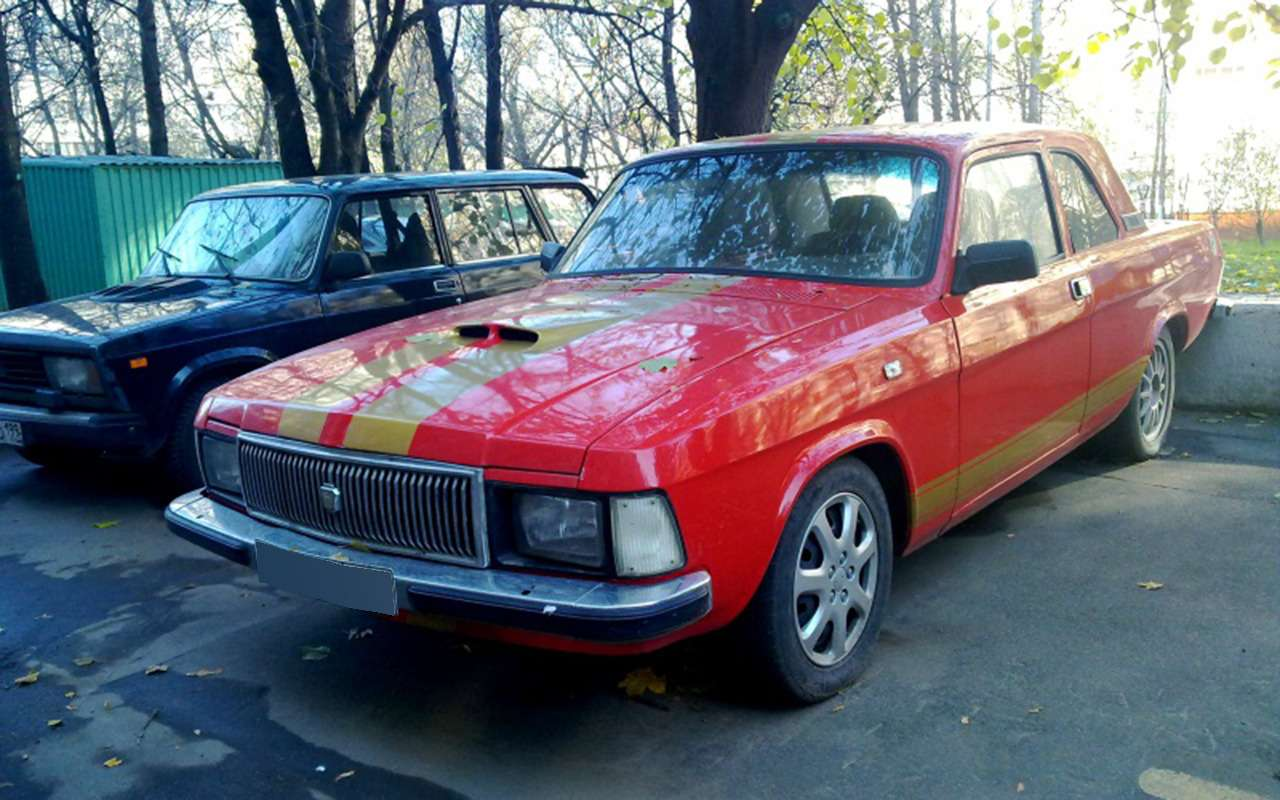 12версий ГАЗ-3102, которых выникогда не видели— фото 1007766
