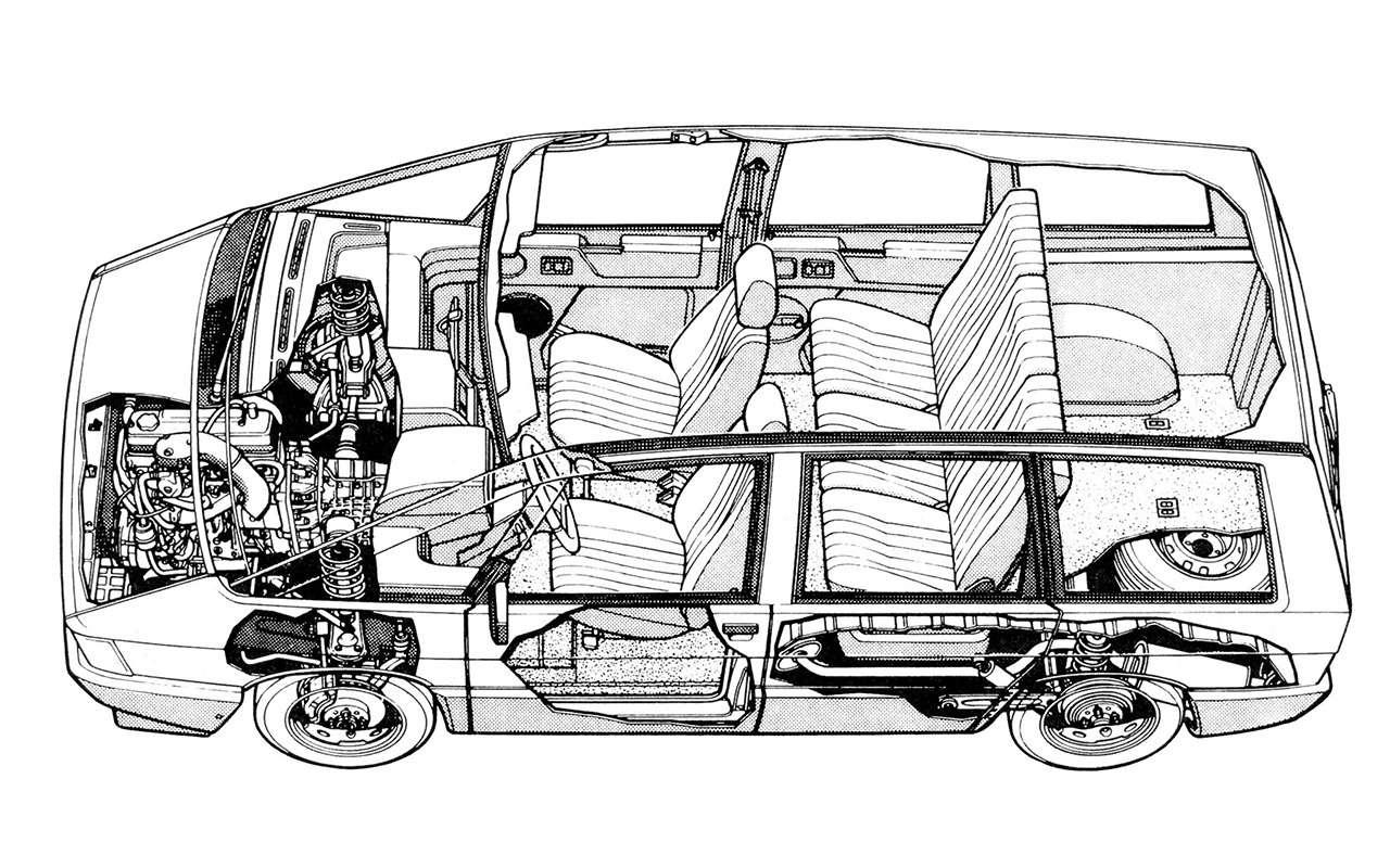8 невероятных фактов олюбимой Chevrolet Niva— фото 1142888