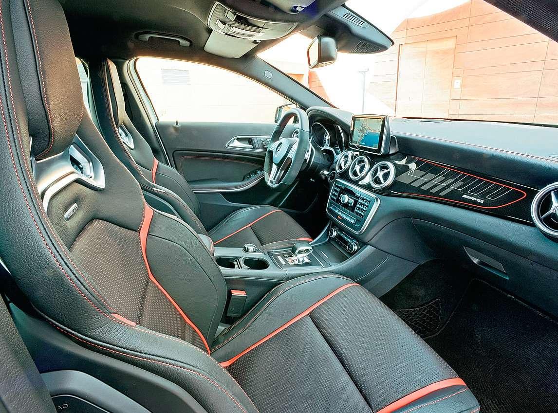 Mercedes-Benz GLA: песни A-GLAвном— фото 321070