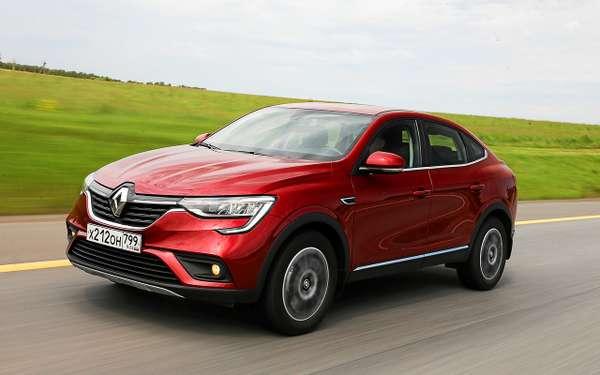 Renault Arkana после 32000км: сюрприз вплафоне